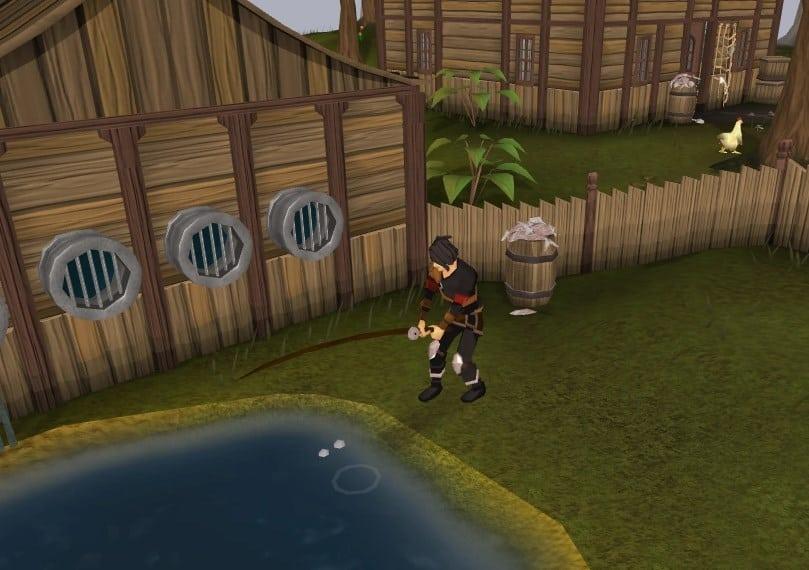 Fishing Training