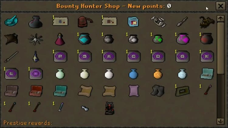 What Does the Rune Pouch do?