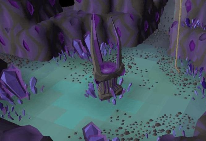 Ancient shard