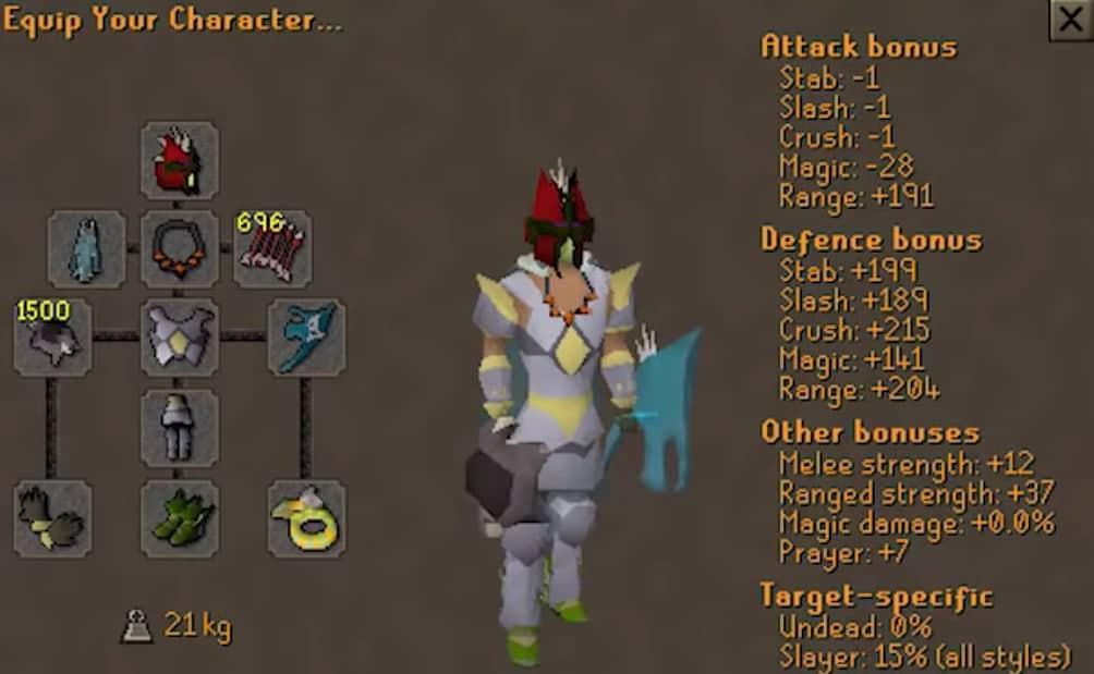 Armadyl Armor