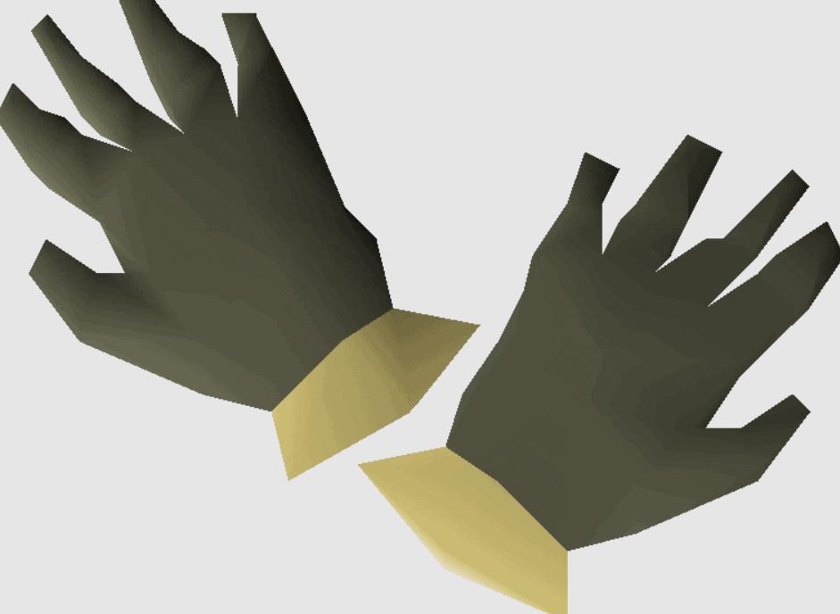 Barrows gloves