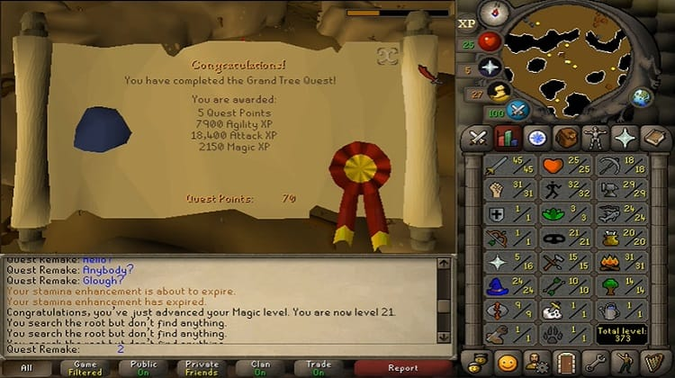 How to I Start Monkey Madness Quest