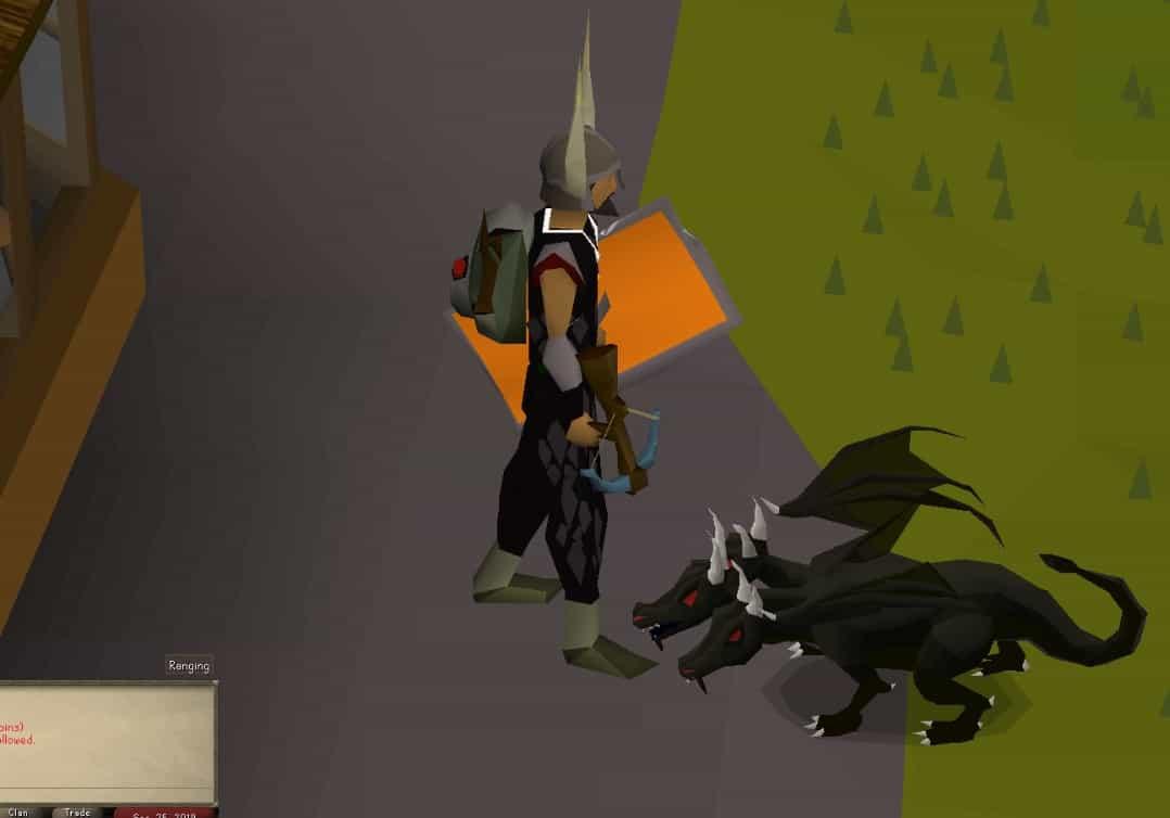 Prince Black Dragon