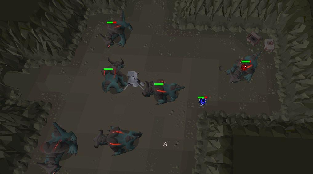 Range Attack
