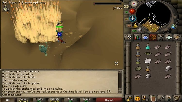 What Stats Should I Have Before Beginning Monkey Madness